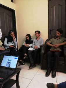 برگزاری اولین استارتاپونه با مدیریت مهندس درویش زاده (۲)